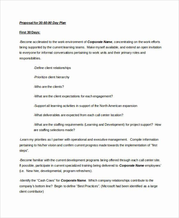 Business Development Plan Template Unique 39 Development Plan Samples Pdf Word