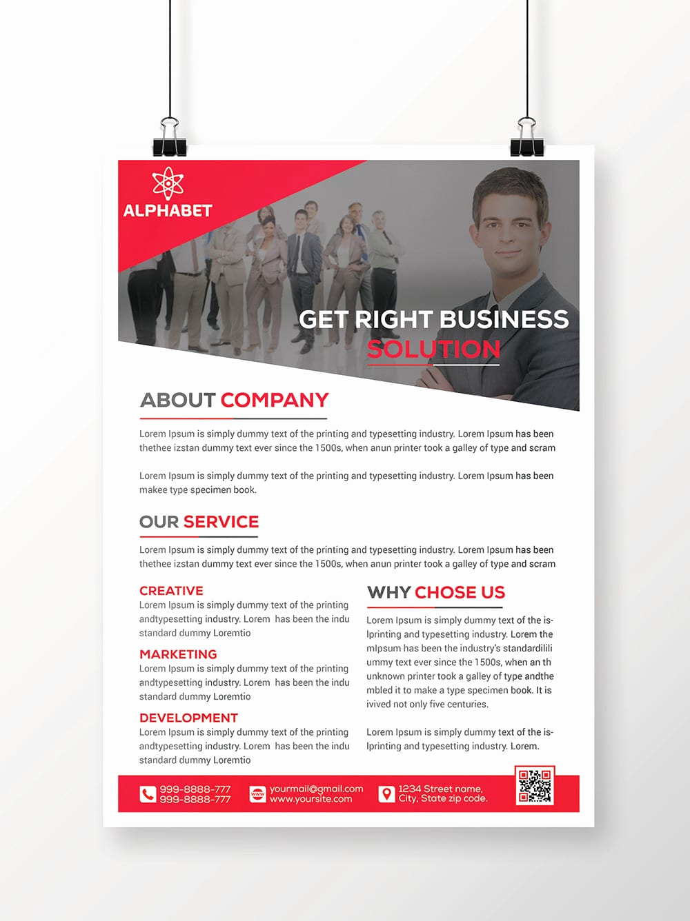 Business Flyer Templates Free Lovely Free Flyer Templates Psd From 2016 Css Author