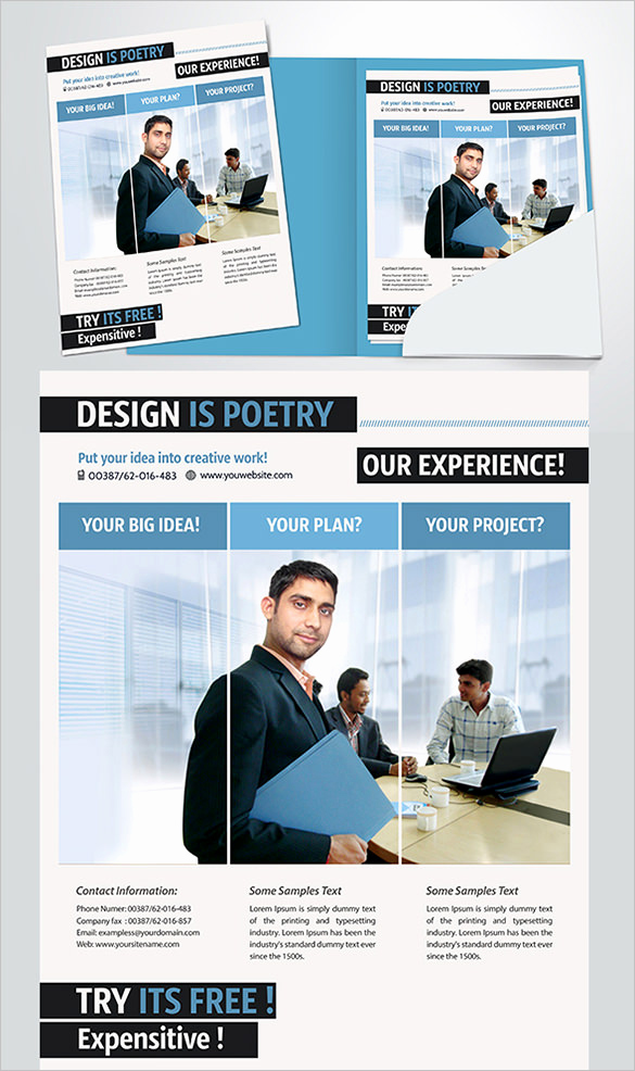 Business Flyers Template Free Awesome 25 Fabulous Free Business Flyer Templates Indesign