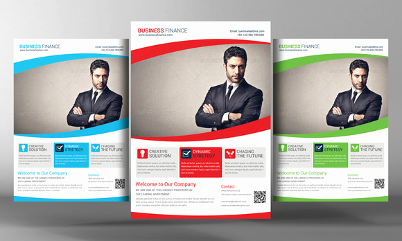 Business Flyers Template Free Elegant 20 Cool Business Flyers Templates