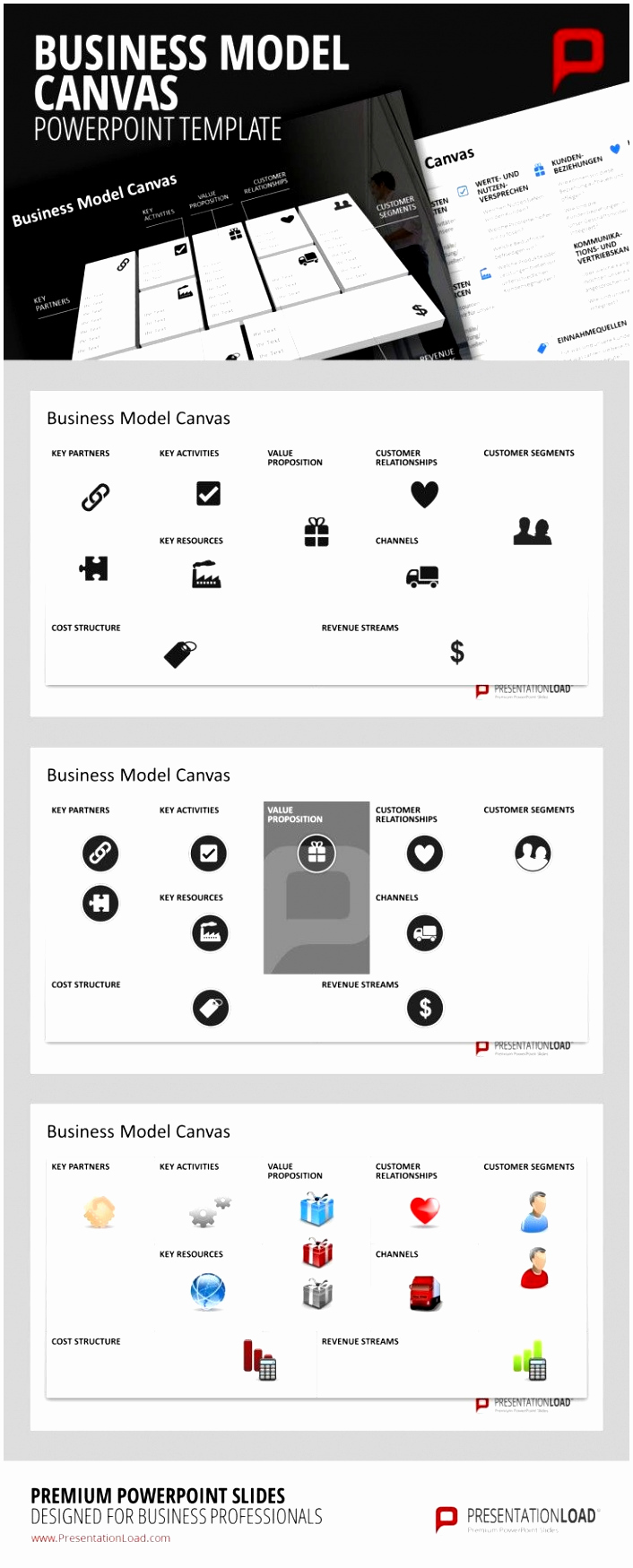 Business Model Canvas Template Word Inspirational 7 Business Model Generation Canvas Template Rtbty