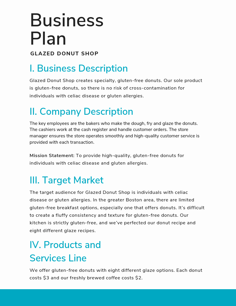 Business Plan Template Examples Beautiful How to Start A Business A Startup Guide for Entrepreneurs