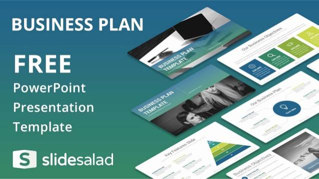 Business Plan Template Powerpoint Elegant Business Plan Free Presentation Design for Powerpoint