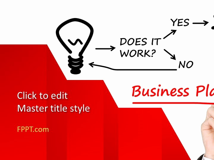 Business Plan Template Powerpoint Elegant Free Finance Powerpoint Templates