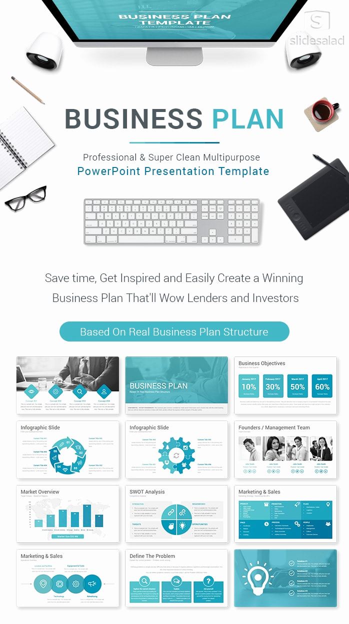 Business Plan Template Powerpoint Lovely Best Pitch Deck Templates for Business Plan Powerpoint