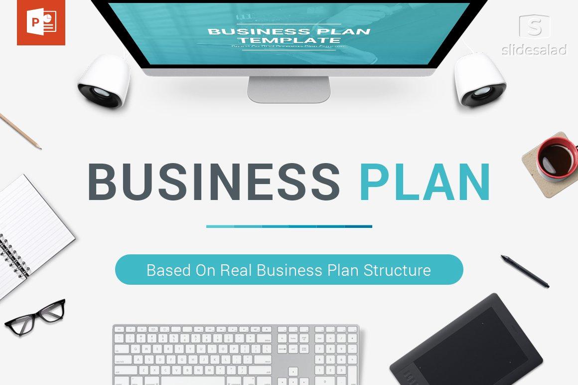 Business Plan Template Powerpoint Unique Business Plan Powerpoint Template Presentation Templates
