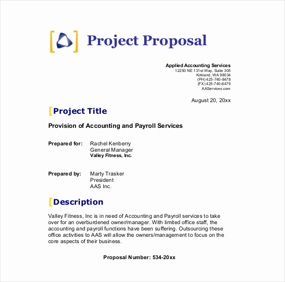 Business Proposal Sample Pdf Best Of 32 Business Proposal Templates Doc Pdf