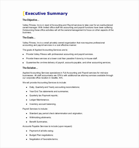 Business Proposal Template Word Elegant Business Proposal Template 39 Free Word Pdf Documents