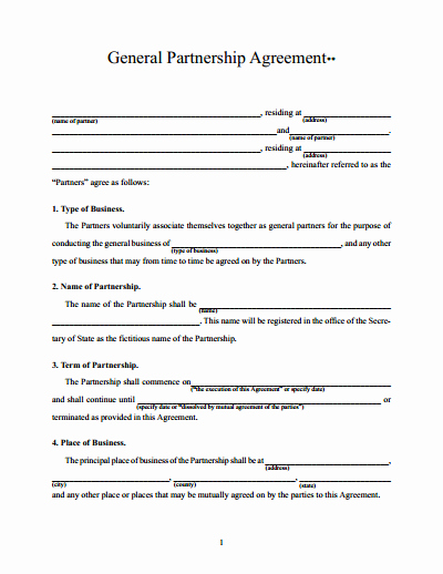 Business Sale Agreement Pdf Best Of Partnership Agreement Template Free Download Create