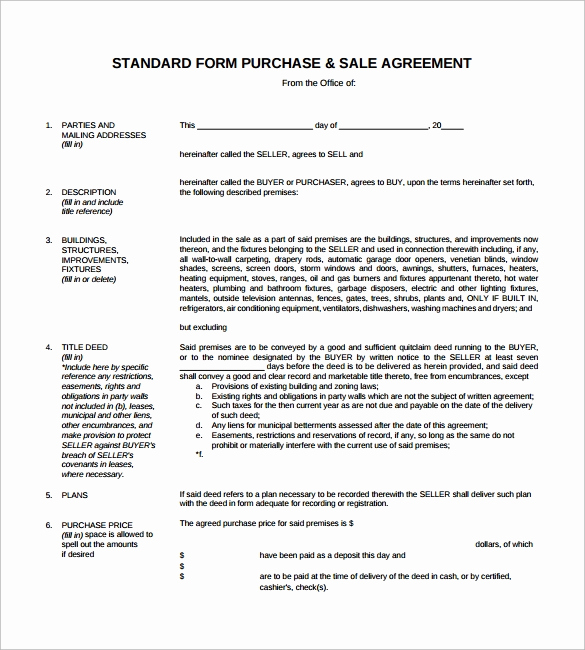 Business Sale Agreement Pdf Luxury Sales Agreement 17 Download Free Documents In Word Pdf