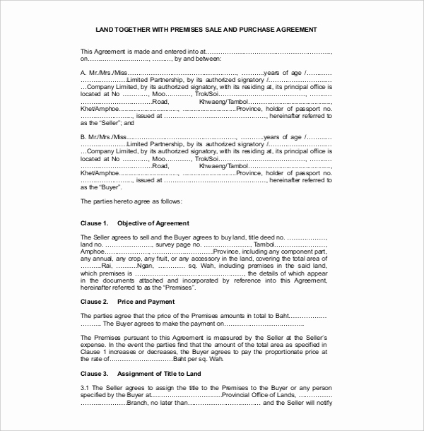 Business Sale Agreement Pdf Luxury Sales Contract Template 24 Word Pdf Documents Download