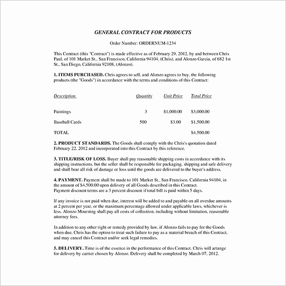 Business Sale Agreement Pdf Unique 24 Business Contract Templates – Pages Docs