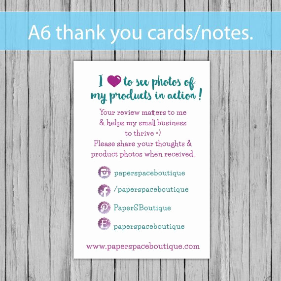 Business Thank You Notes Beautiful the 25 Best Business Thank You Cards Ideas On Pinterest