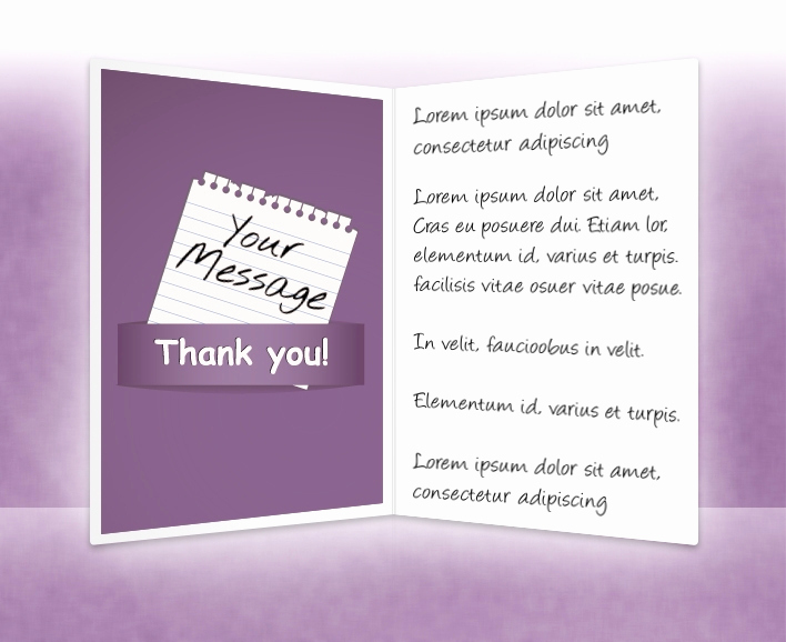 Business Thank You Notes Inspirational Business Thank You Cards