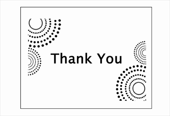 Business Thank You Notes New 6 Business Thank You Cards Psd Ai
