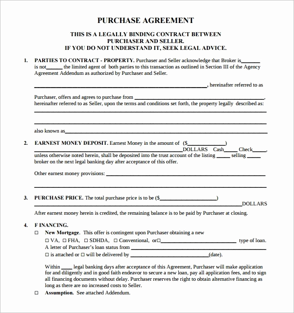 Buy Sell Agreement Template Awesome Simple Buy Sell Agreement Template Simple Sales Contract