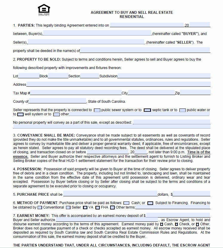 Buy Sell Agreement Template Luxury Agreement to Purchase form