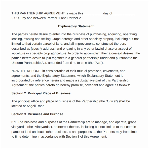 Buy Sell Agreement Template Unique 18 Sample Buy Sell Agreement Templates Word Pdf Pages