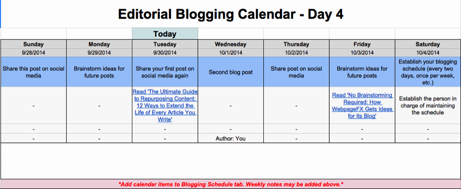 Calendar Template for Google Docs Beautiful Content Calendar Template Google Docs