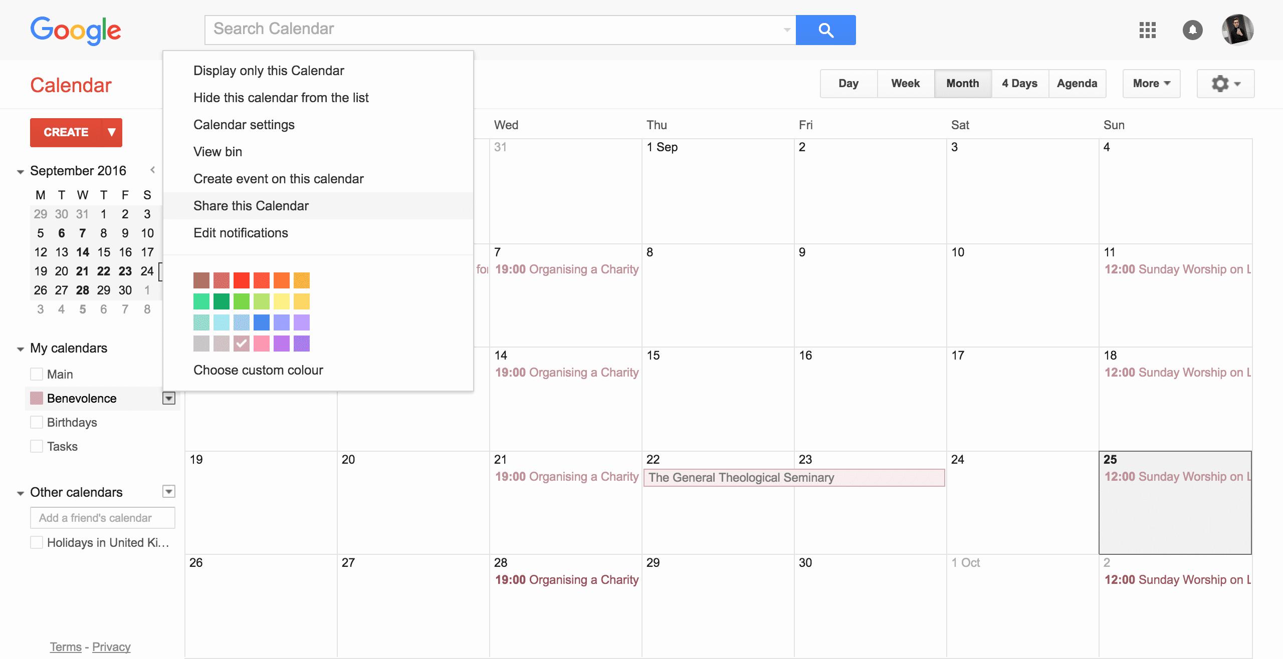 Calendar Template for Google Docs Elegant Calendar Template for Google Docs Calendrier