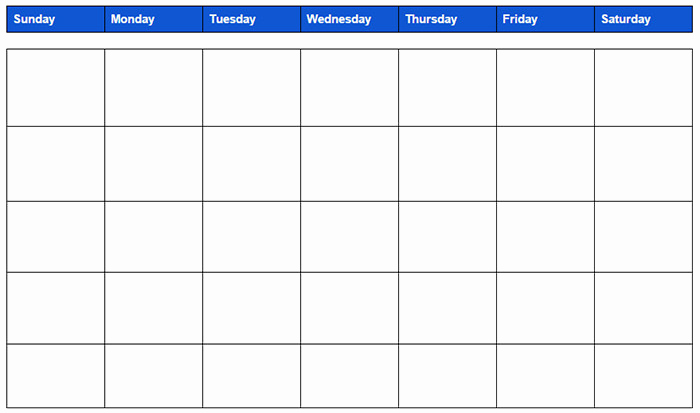 Calendar Template for Google Docs Lovely 15 Best Google Calendar Templates Free Psd Vector Eps