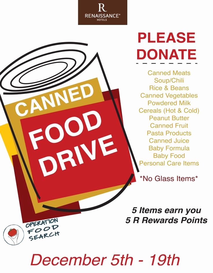 Canned Food Drive Flyer Beautiful 9 Best Canned Food Drive Images On Pinterest