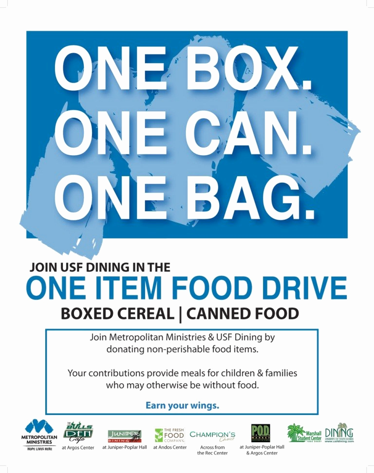 Canned Food Drive Flyer Beautiful Food Drive Flyer Samples Image – Thanksgiving Food Drive