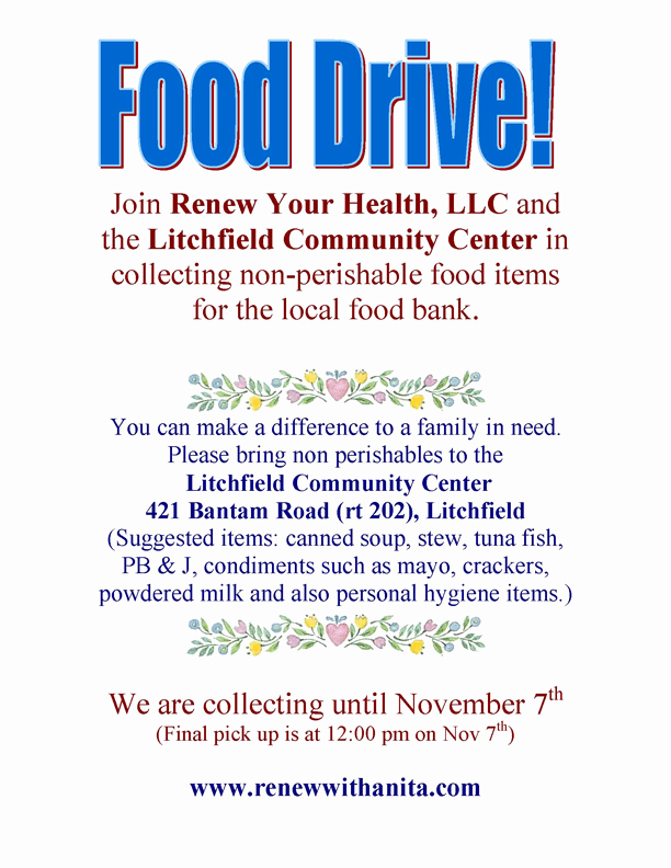 Canned Food Drive Flyer Elegant Can Food Grive Pritable Flyers Free