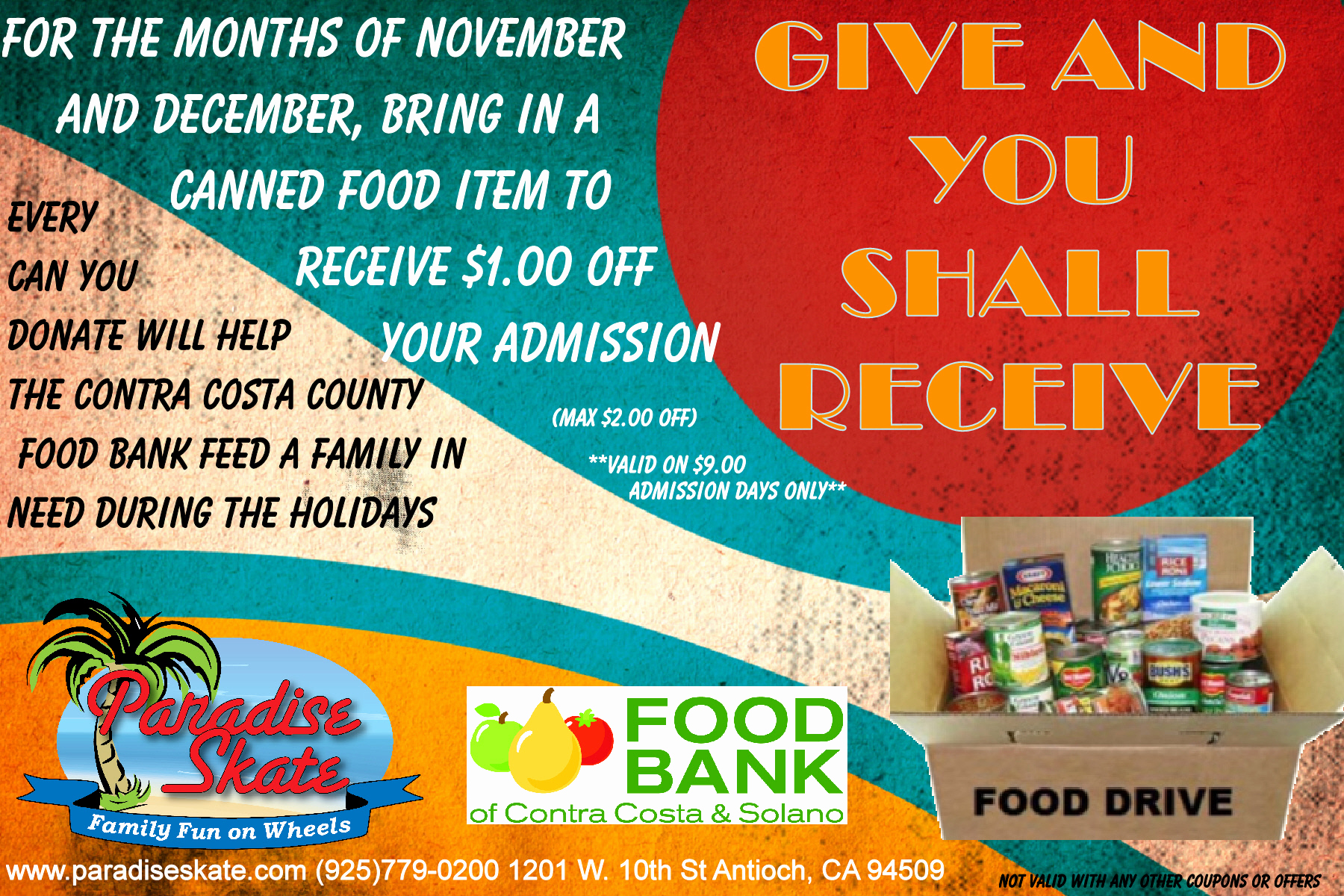 Canned Food Drive Flyer Inspirational Can Food Drive