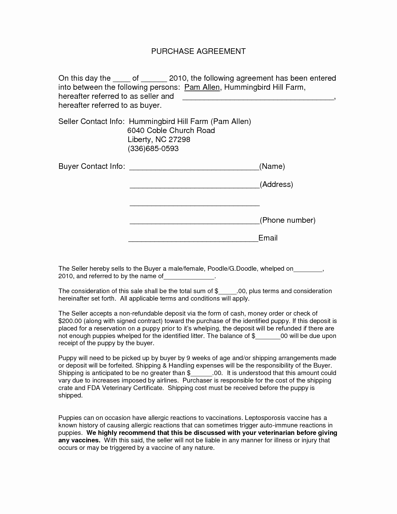 Car Sale Agreement Word Doc Lovely Auto Purchase Agreement form Doc by Nyy Purchase
