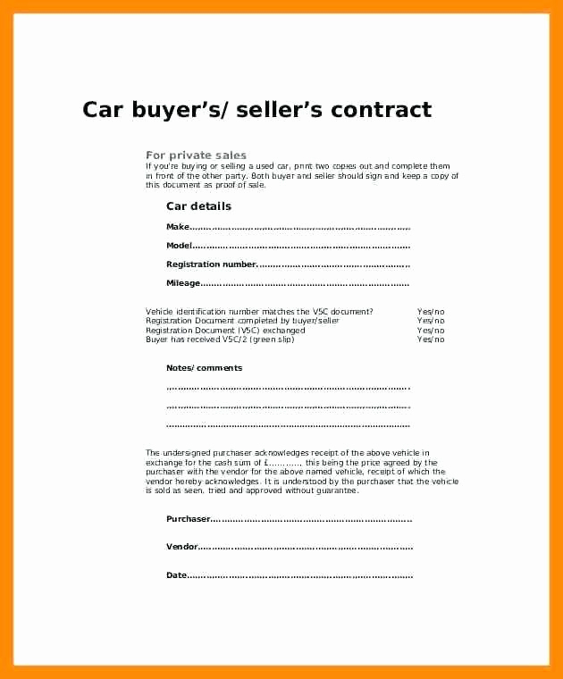 Car Sale Agreement Word Doc Luxury Car Sale Agreement Word Doc Ideal sold as Seen Receipt