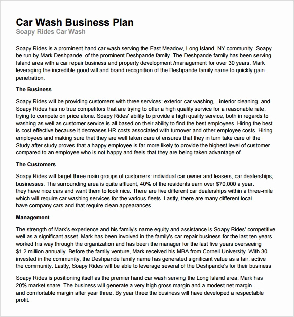 Car Wash Business Plan Awesome Catering Business Plan In Sa Writingfixya Web Fc2