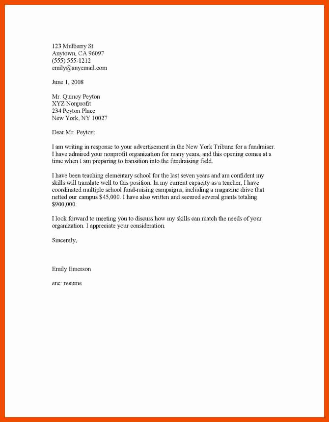Career Change Cover Letter Sample Best Of 6 7 Career Change Cover Letter Sample