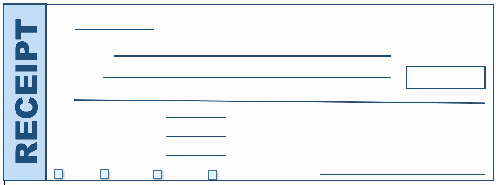 Cash Receipt Template Word Inspirational Cash Receipts Template Word Design A Receipt Layout