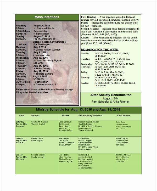 Catholic Funeral Mass Program Inspirational Sample Catholic Funeral Program 12 Documents In Pdf