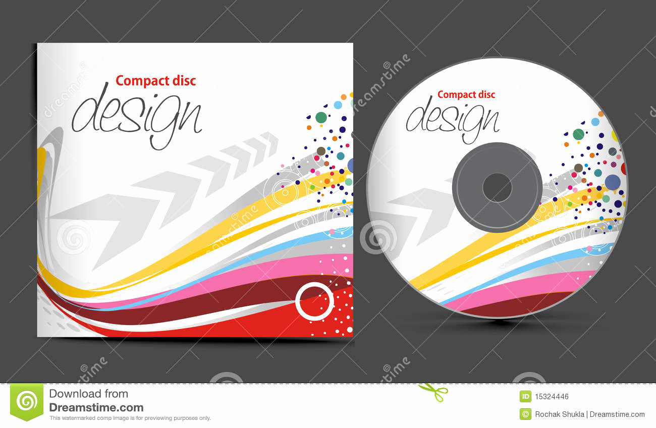 Cd Cover Design Template Awesome 9 Cd Cover Design Template Cd Cover Template Word