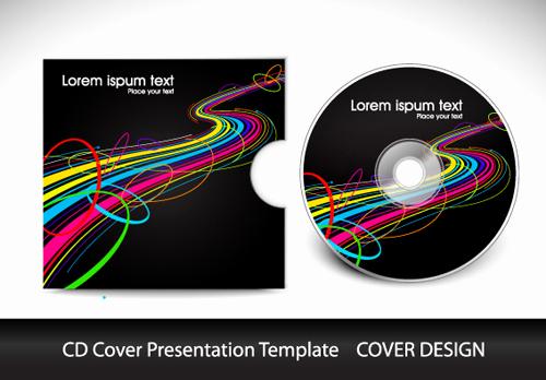 Cd Cover Design Template Elegant 30 Amazing Cd Cover Psd Design Templates Designmaz