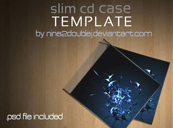 Cd Cover Template Photoshop Best Of 20 Free Cd Dvd Mockups to Download