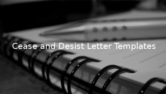Cease and Desist Letters Sample Inspirational 10 Cease and Desist Letter Templates Free Sample