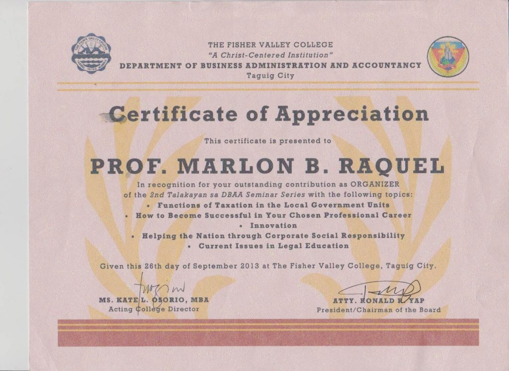 Certificate Of Appreciation Wording Awesome 12 13 Certification Of Appreciation Wording