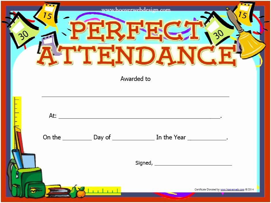 Certificate Of attendance Template Lovely 8 Free Sample attendance Certificate Templates Printable