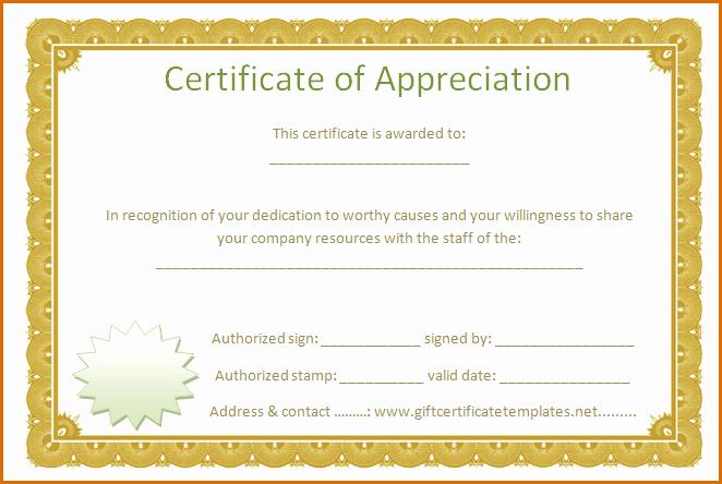 Certificate Of Recognition Template Unique 13 Certificate Of Recognition Template