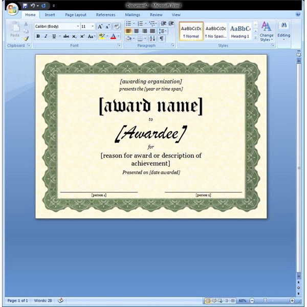 Certificate Templates for Word Unique Certificate Of Appreciation Template In Word