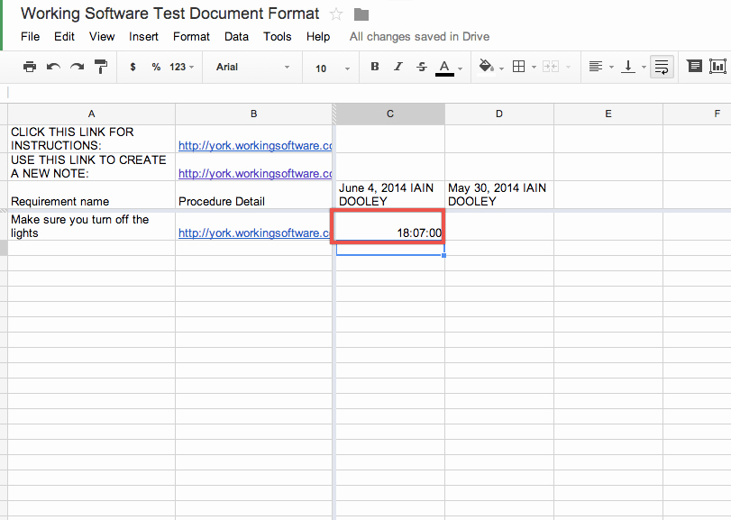 Checklist Template Google Docs Beautiful How We Do Checklists In Google Docs