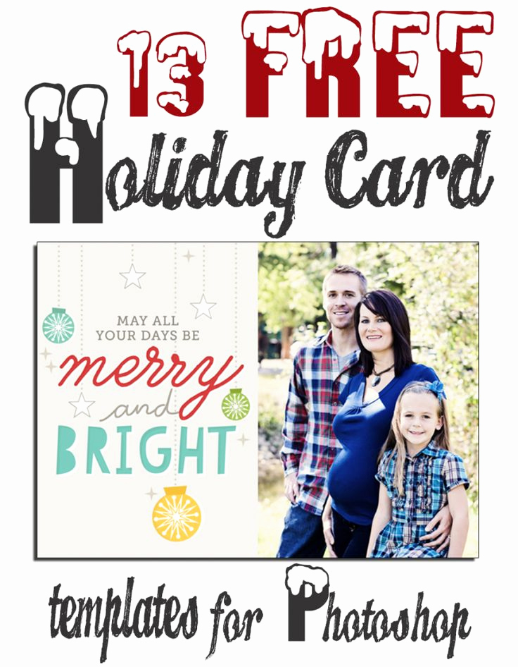 Christmas Card Templates for Photoshop Beautiful 1000 Ideas About Christmas Card Templates On Pinterest