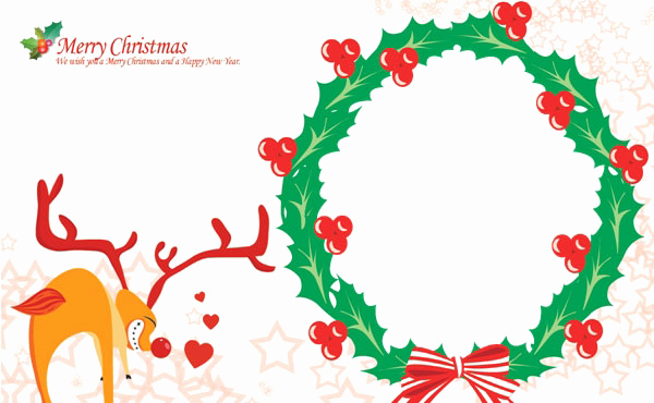 Christmas Card Templates Word Best Of Free Christmas Cards Templates Create Xmas Cards for