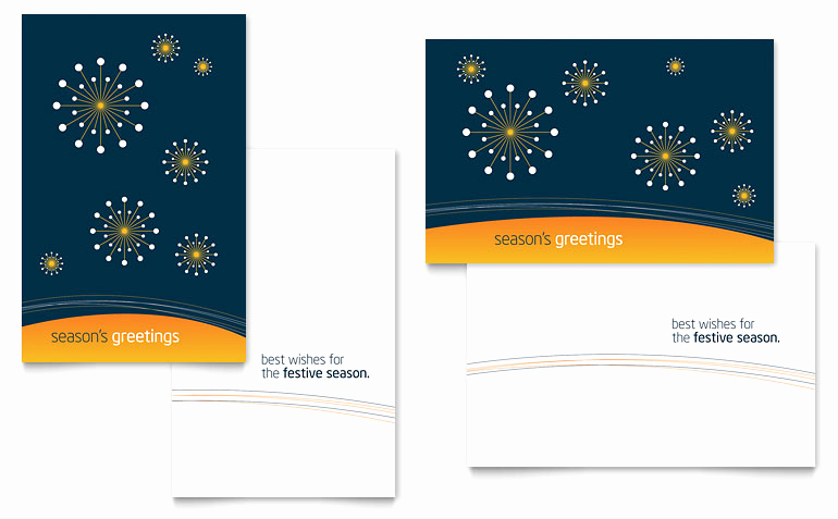 Christmas Card Templates Word Fresh Free Greeting Card Template Download Word & Publisher