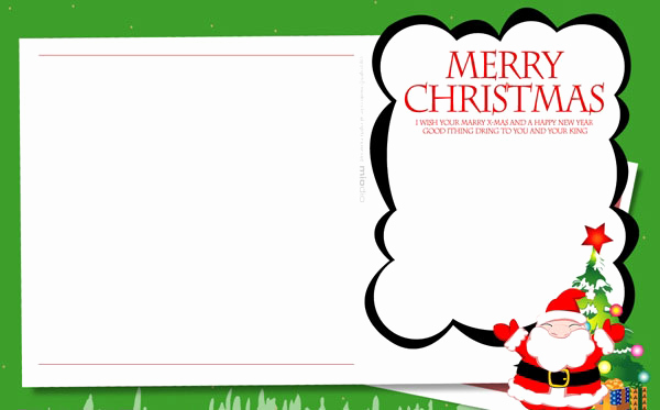 christmas card templates free christmas