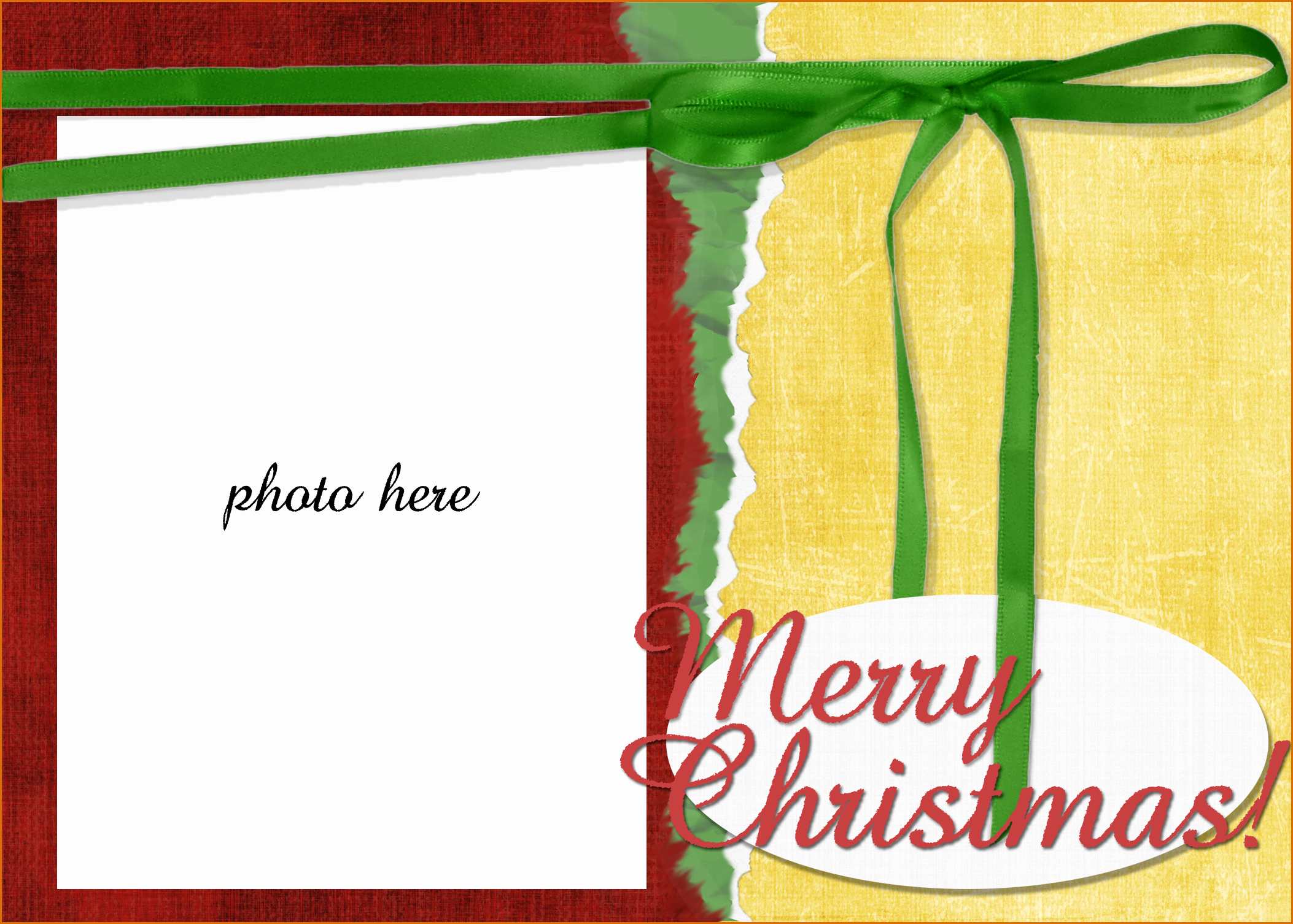 Christmas Card Templates Word Lovely 12 Free Christmas Templates for Word