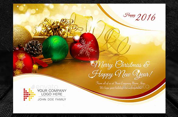 Christmas Card Templates Word Luxury 150 Christmas Card Templates – Free Psd Eps Vector Ai